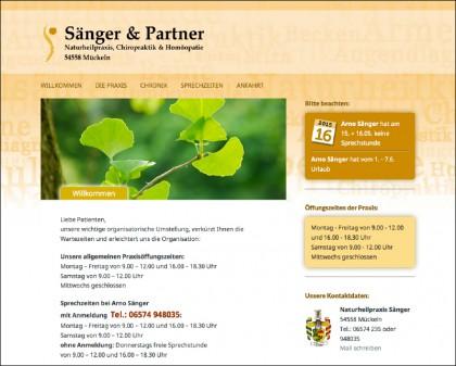 web-saenger