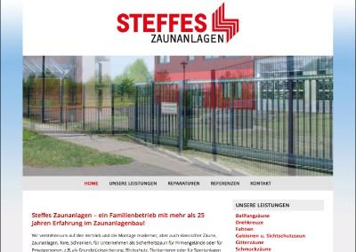 www.steffes-zaunanlagen.de