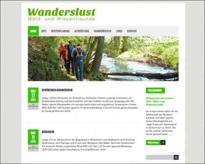 web-wandern