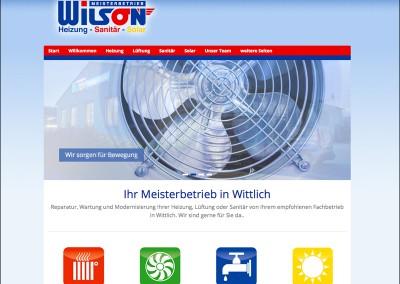 www.heizungsbau-wilson.de